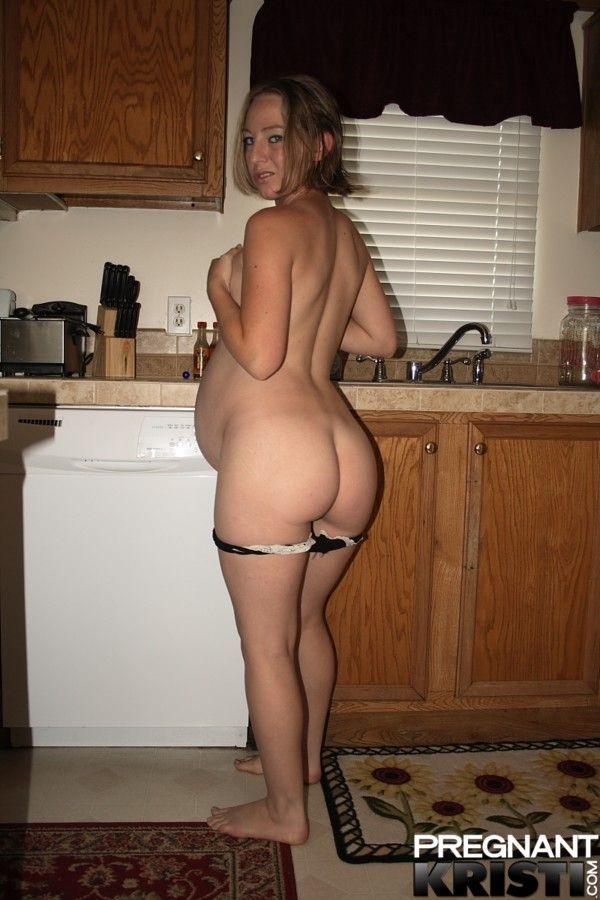 裸体孕妇-27