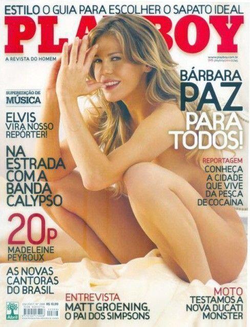 Barbara-Peace-Naked-Naked-in-Magazine-Playboy-1