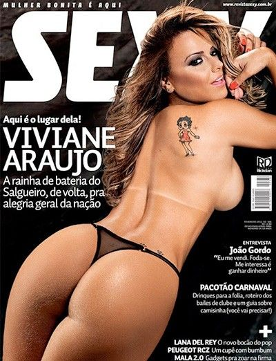 Viviane-Araujo-Nua-Pelada-Revista-Sexy-1