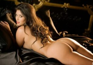 Kim Kardashian pelada nua na revista playboy