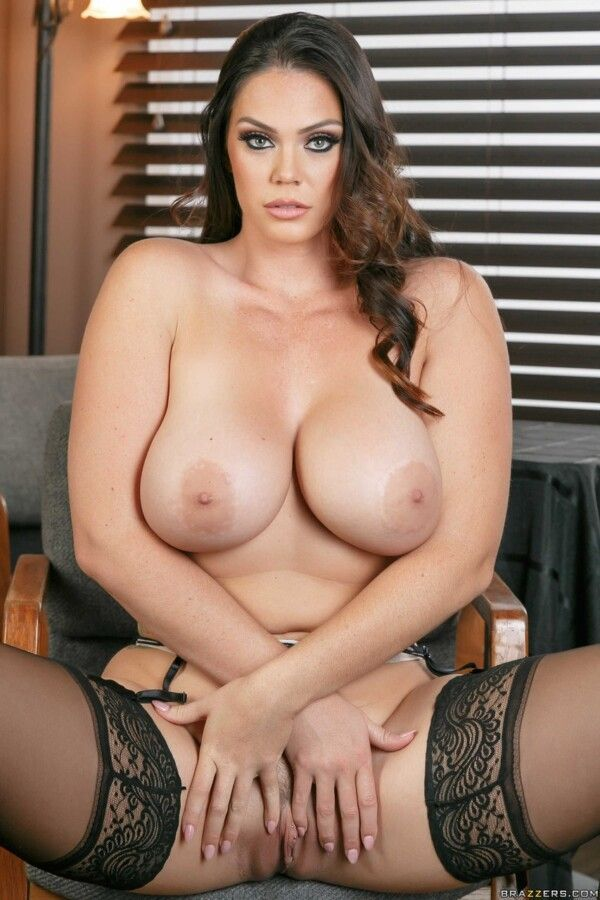 busty-brunette-show-her-pink-and-delicious-for-bics-porno-13