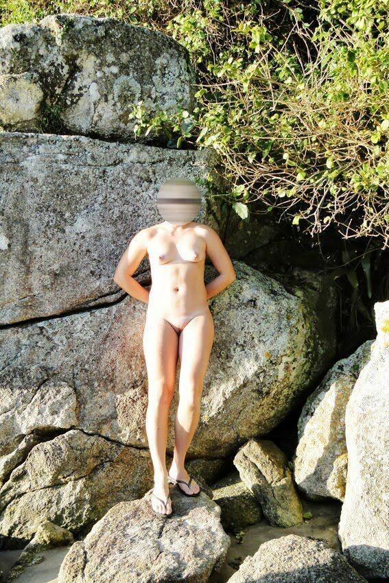 全新的展览家裸体业余图片 6